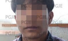 Detienen a hombre acusado de robar con violencia en  varios comercios