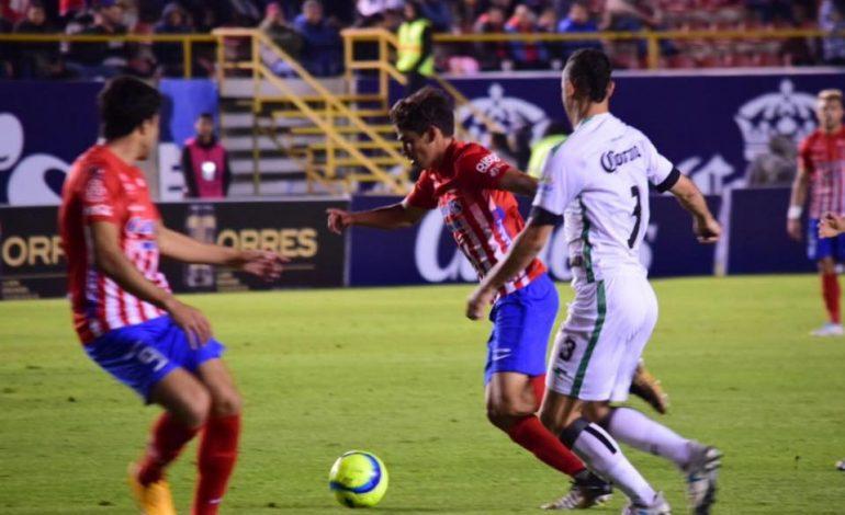 ¡Otraaa vez! Atlético de SL pierde de nuevo en casa