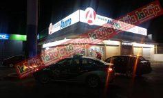 Asalto a Farmacia del Ahorro de Carretera a Matehuala