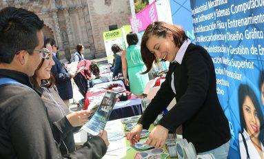 Registran aumento del 45% en el ingreso de jóvenes a diferentes Universidades