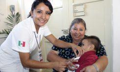 Más de 12 mil dosis contra la influenza han sido aplicadas en Soledad
