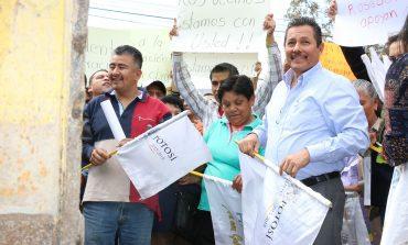 Alcalde RGJ da arranque a obras preliminares de Fray Diego de la Magdalena