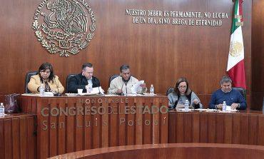 Buscarán agilizar iniciativas en comisiones del Congreso