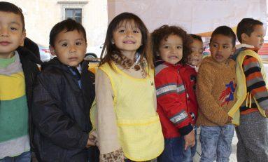 Niñas, niños y jóvenes en condición vulnerable son apoyados por DIF soledense