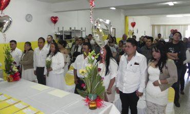 Soledad mantiene matrimonios civiles gratuitos todo el año