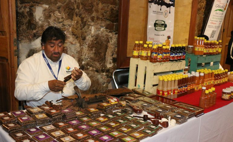 Gran afluencia de visitantes registra exhibición de  Feria Nacional del Chocolate… Visítala!