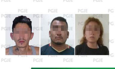 PGJE cumplimenta orden de aprehensión por homicidio de tres ministeriales