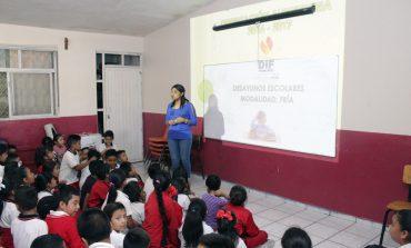 DIF Soledense busca detectar casos de desnutrición infantil