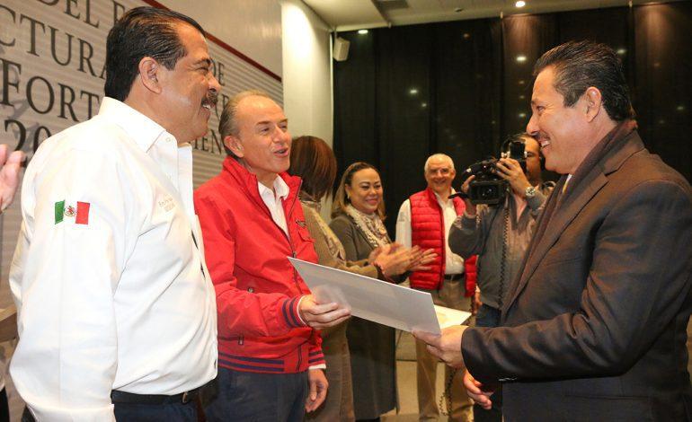 Ayuntamiento Capitalino recibe cerca de 600 MDP de recursos federales