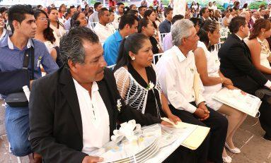 Cincuenta parejas contraerán matrimonio simultáneamente, este 14 de febrero en la Capital
