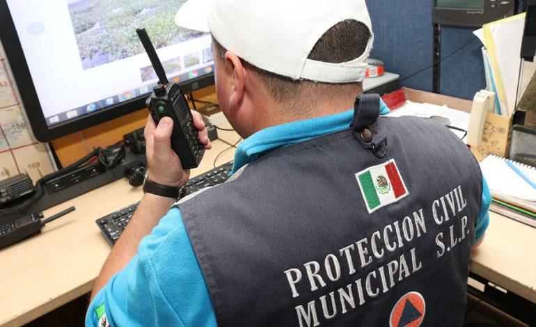 Protección Civil Municipal trabaja en plan operativo por próximas celebraciones