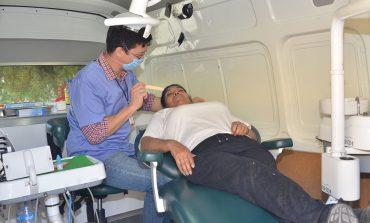 DIF Capitalino hace posible otra Unidad Dental en Villa de Pozos