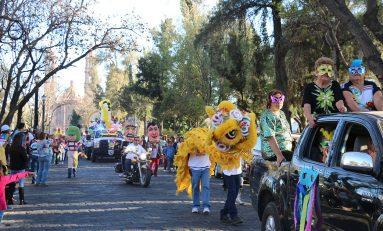 """Gran participación de contingentes se esperan en """"Carnaval Retro San Luis"""""""