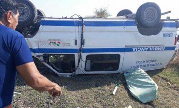 Tres muertos y ocho heridos dejan dos distintos accidentes carreteros