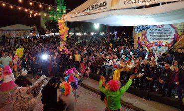 Carnaval 2018 en Soledad lleva magia, entretenimiento y sana diversión a miles de familias