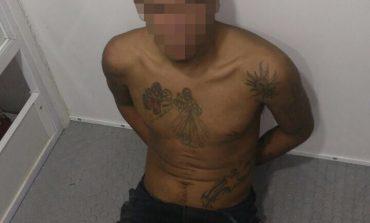 Robó el celular a una dama en el Barrio de Tlaxcala, logran detenerlo