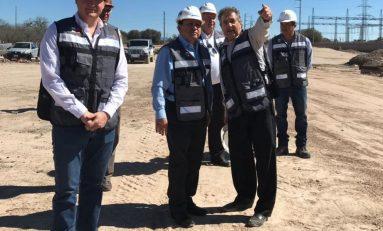 Anuncian apertura de empresa de acero, formará parte del corredor industrial que proyectan