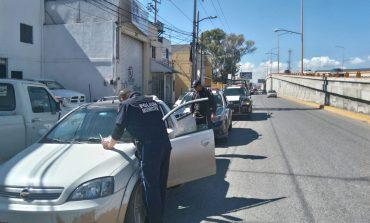 Recuperan 124 vehículos robados durante primeros dos meses del año