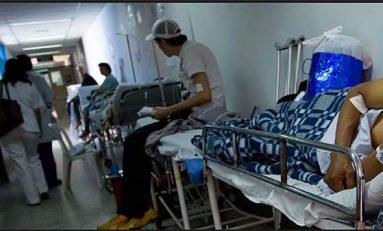 Se accidenta y no es recibido en hospitales de la Capital Potosina