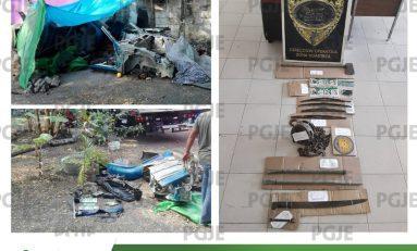 Recuperan en casa de empeño objetos robados en un domicilio