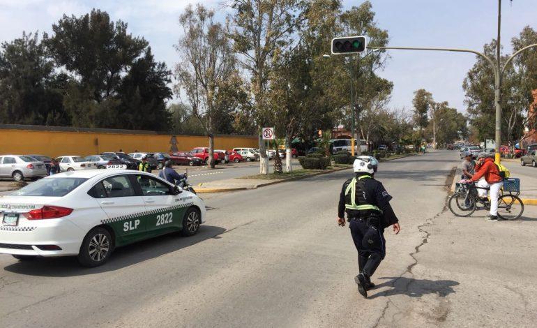 Arrancan obras en Fray Diego de la Magdalena, implementan operativo vial