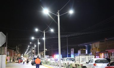 Esperan reducción en consumo de energía con luminarias de tipo LED