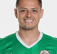 Chicharito, orgulloso de representar a México en el Mundial de Rusia 2018