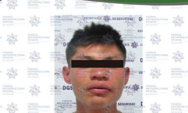 Asaltante de panadería se topa con policía al tratar de huir; fue detenido