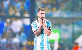Hermano de Messi es detenido en Argentina