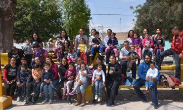Ofrecieron talleres para conmemorar el Día de la Familia