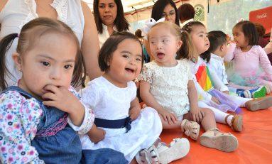 Gobierno de la Capital celebra el Día Mundial del Síndrome de Down