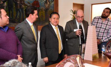 Fortalece ayuntamiento de Soledad lazos de cooperación con Ciudad Hermana de Burlington