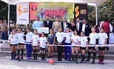 """Soledad sede de los XX Juegos Deportivos Estatales """"Profr. Enrique García Loredo"""""""