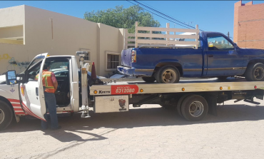 Localizan vehículo con reporte de robo