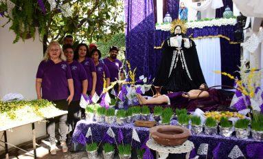 Nombran Patrimonio Cultural y Turístico del municipio de Soledad a altar de la Virgen de Dolores