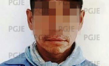 Cae preso violador de jovencita; era su familiar