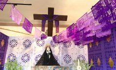 Invitan a presentación de tradicional Altar de Dolores, próximo viernes