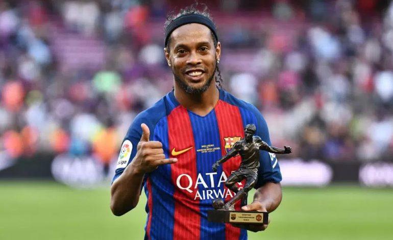 Ronaldinho regresa a SLP; jugará en el estadio Alfonso Lastras