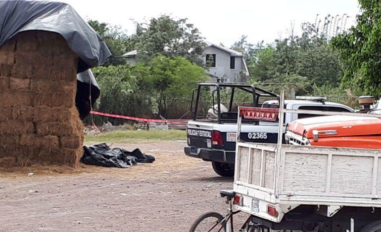 Localizan en Rioverde cuerpos sin vida de dos sujetos