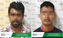 Liberan a madre e hijo secuestrados en Xilitla, dos detenidos