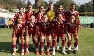 Selección Mexicana Femenil debutará ante Brasil en mundial sub 20