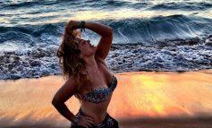 Luciendo un cuerpo envidiable, Tatiana reaparece en redes sociales