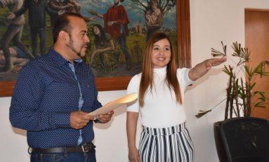 Yoloxóchitl Díaz López asume la Presidencia Municipal de Soledad