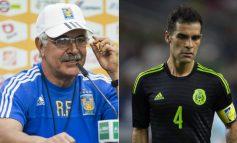 """El """"Tuca"""" Ferreti desea que Rafa Márquez juegue en Rusia 2018, como una despedida"""