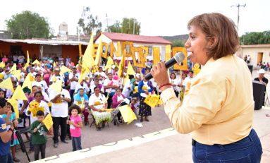 Justicia social para mujeres del campo, promoverá Leonor Noyola Cervantes