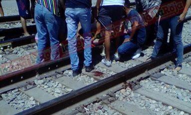 Tren le cercena el pie a un niño en Los Arbolitos