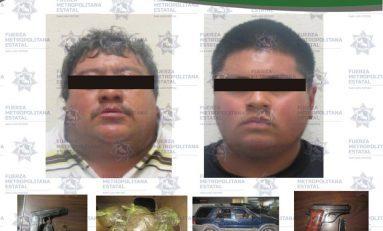 Detenidos, dos peligrosos narcomenudistas en Santa Fe
