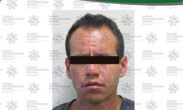 Sujeto se introdujo a una vivienda para robar; fue detenido