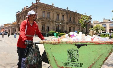 Preparados operativos de limpieza para el Festival de la Cantera