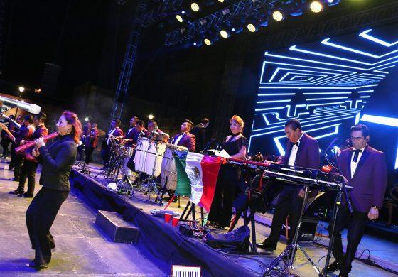 Los Ángeles Azules llegan al paraíso rosa en el Festival de la Cantera